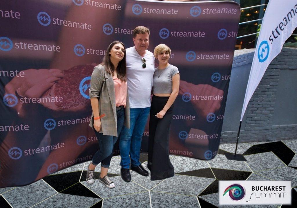 Poza cu Simona Bizineche, Laszlo Czero si Ana Nagy