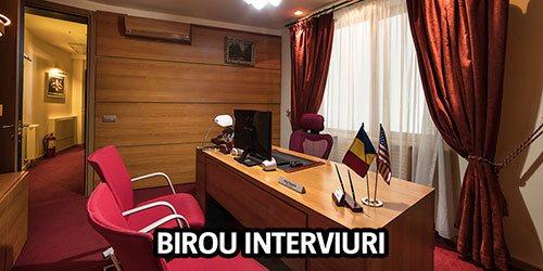 BIROUL IN CARE SE TIN INTERVIURILE PENTRU MODELELE NOI DE VIDEOCHAT