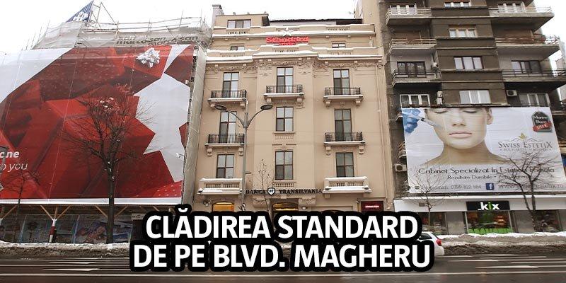 CLADIREA SEDIUL CENTRAL AL STANDARD STUDIO VIDEOCHAT